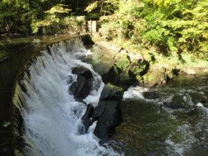 Houghton Bottoms Weir