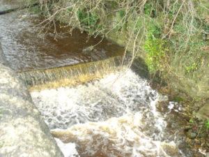 West Bradford Weir
