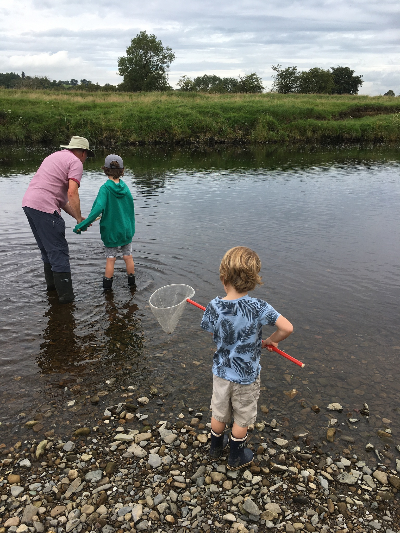 Ribble rivers' summer challenge