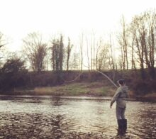Take the children fishing.