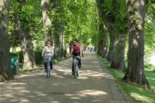 Riverside Walk & Cycleway at Preston