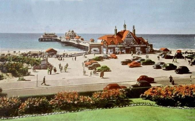 St Annes Pier 1954
