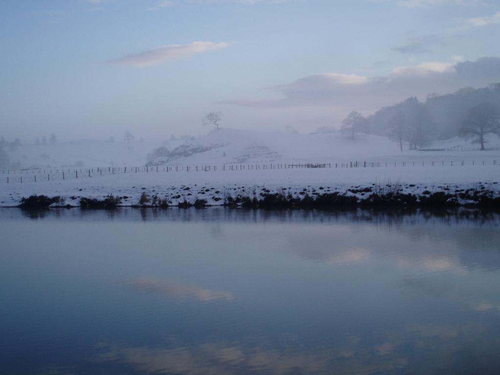 Mist Reflections Calder